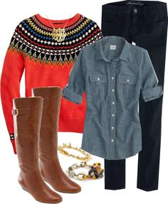 """Wearing 1/20/2013"" by my4boys ❤ liked on Polyvore"