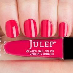 Julep - Drew (Bombshell) fabulous fuchsia crème (back from the vault)