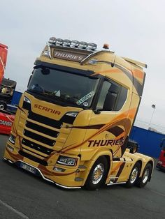 Customised Trucks, Custom Trucks, Trailers, Hot Black Women, Cab Over, Volvo Trucks, Rigs, Cars And Motorcycles, Diesel