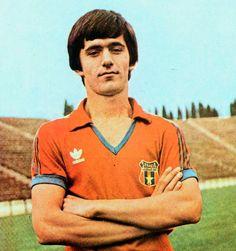 Marius Lacatus of Steaua Bucharest in Ac Milan, Polo Shirt, Polo Ralph Lauren, Mens Tops, Shirts, 1980s, Vintage, Fashion, Bucharest