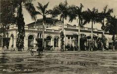 """""""Medan. Hotel: """"de Boer"""". 1910"""