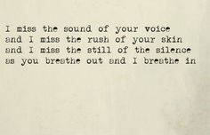 Of Sound Lyrics The Miss Voice I Your