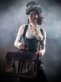 Steampunk Tendencies http://on.fb.me/V0gF3K | via Facebook ✿  ✿
