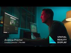 Sony | Spatial Reality Display - Interview with the Creators from The Mill - YouTube