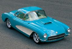 1956 Corvette ⚡️This Advertising Pays You Up to 2% Daily⚡️ Free Signup checkout…