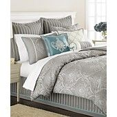 Martha Stewart Collection Bedding, Briercrest 9 Piece Comforter Set. I really, really love this!