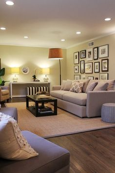 what size rug do I need for my living room