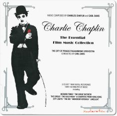 Artist : Charles Chaplin & Carl Davis Title Of Album : Charlie Chaplin - The Essential Film Music Collection Year Of Release : 2006 L. The Essential, Charlie Chaplin, Make Me Happy, Orchestra, Essentials, Album, Writing, Memes, Music