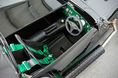 Caterham Kamui Kobayashi Seven 250 R 5