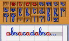 Alfabeto Mobile- Movable alphabets Montessori Montessori, Google Play, Mobile App, Apps, Alphabet, App, Appliques