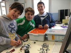 Robot Game FLL 2B scuola media 02/12/2015