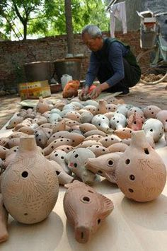 Ocarina China