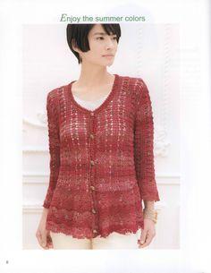 Lets Knit Series 2013 春夏 - 紫苏 - 紫苏的博客