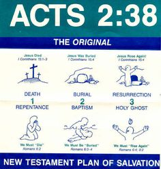 Forgiveness Of Past Sins: Acts King James Version (KJV) Then Peter said unto them, Repent, and be baptized every one of you in the name of Jesus Christ for the remission of sins, and ye shall receive the gift of the Holy Ghost. Bible Teachings, Bible Scriptures, Bible Quotes, Acts Bible, Christian Life, Christian Quotes, Christian Motivation, Acts 2 38, Colossians 1