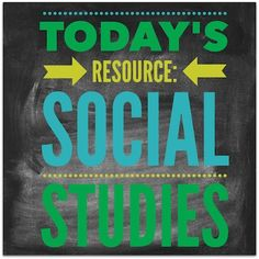 Teacher Toolkit Thursday ~ Social Studies Ideas for the Elementary School Teacher. #teachertoolkittuesday