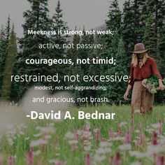 quote by Elder David A. Bednar.