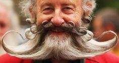 World Beard Championships Take Place In Brighton