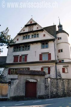 The Sutter Schloss in Appenzell Switzerland. Known as Doktorus to the people of Appenzell. In the early 1800's Roman Sutter took the castle into the hands of the Sutter Family. The deed was passed from Johann Baptist Fortune Sutter in the early 1500's and carried in the family until the early 1800's. Roman Sutter used the practice as a doctors practice. Roman Sutter cared for aristocrats such as Catherine Grand Worlee. My Aunt Flora Sutter - Sutter owned this until her death.