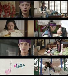 "[Video] ""Hwarang"" Reveals Romantic Teaser Photos and Videos of Park Seo-joon, Ko Ah-ra and Hyung Sik"
