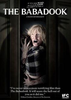 The Babadook (2014), película australiana de Jennifer Kent. Un cuento para no dormir