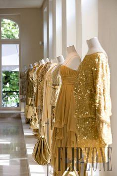 Elie Saab;s Showroom in Paris 1,