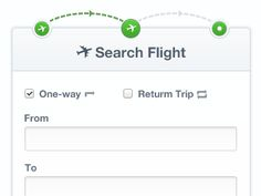 Search Flight by Tanveer Junayed 