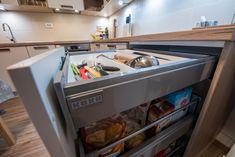 French Door Refrigerator, French Doors, Kitchen Island, Kitchen Appliances, Studio, Home Decor, Island Kitchen, Diy Kitchen Appliances, Home Appliances