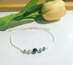 Chętnie udostępniam najnowszy produkt dodany do mojego sklepu #etsy: Macrame bracelet, Bracelet, beads,Crystals, Stones #jewelry #bracelet #kobiety #poliester #jewellery #bracelets #giftideas #macramejewerlly #macramebracelet https://etsy.me/2uygVQy