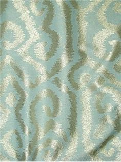 Perfect for window treatments or furniture upholstery. Up the roll repeat; V x H wide Ikat Fabric, Fabric Decor, Living Room Drapes, Ikat Pattern, Furniture Upholstery, Home Accents, Drapery, Window Treatments, Damask