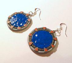 Stargate earrings! I want these!!!!