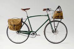 Filson x Shinola Bixby Bicycle