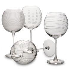 Mikasa® Cheers 24 1/2-Ounce Balloon Goblet (Set of 4) - BedBathandBeyond.com