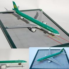 AIRBUS A-330 Aer Lingus : 1/144  By: Daniel  From: master194  #airplane #avião #aeronave #air #airbus #aerlingus #plastimodelismo #plastickit #hobby #usinadoskits #voo #miniatura #miniature #miniatur #scale #modelscale #miniart