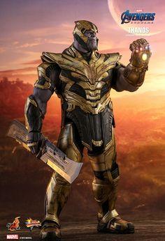 Thanos da Hot Toys de Ultimato Deadpool Hero, Marvel Memes, Marvel Dc Comics, Marvel Avengers, Thanos Marvel, Avengers Infinity War, Captain America, Captain Marvel, Spiderman