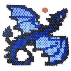 Blue_Perler_Dragon_by_Jennifer_EA.jpg (1000×1000)