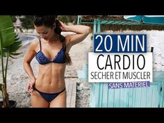 """The most important factor for improving cardiorespiratory fitness (cardio or CR) is the intensity of the workout. Changes in CR fitness are directly related to how """"hard"""" an aerobic exercise is performed. Cardio Routine, Toning Workouts, Fun Workouts, At Home Workouts, Aerobic Exercises, Hiit, Bikini Body Workout Plan, Training Fitness, Guy"""