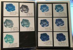 Hallo, kort gelden kwam Studio Light met een serie 3D stempels, de Layered Stamps. elke stempel bestaat uit drie of vier stempels di...