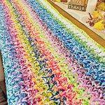 Scrap Buster Scrapghan Crochet Along!!  Week 2 instructions!!