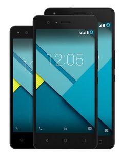 Interesante: bq presenta sus nuevos Aquaris M4.5, M5 y M5.5 con Android 5.0 Lollipop