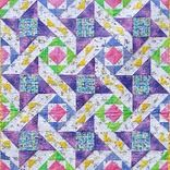 Confetti Stars by Summerwinds Quilts