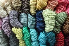 eco organic wool- yummo!