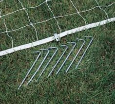 Soccer Net TieDown Stakes  Set of 8 * Check this awesome product by going to the link at the image.Note:It is affiliate link to Amazon.