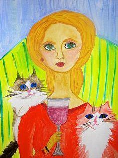 Ragdolls and a Cat Lady