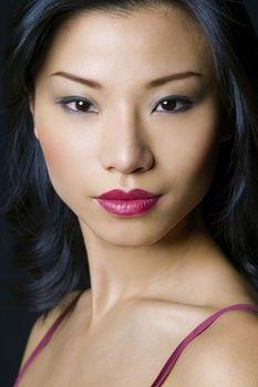 Makeup for mature asian eyes