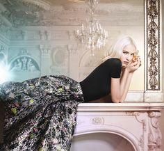 Sasha Luss by Ryan McGinley for Dior Addict 2014 Eau de Toilette New Fragrance Campaign Perfumes Dior, Dior Perfume, New Fragrances, Dior Beauty, Fashion Beauty, Dior Addict, Russian Beauty, Fashion Advertising, Dior Couture