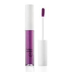 NEW: Lip Lacquer. This beautiful lacquer lip gloss provides maximum color and brilliant shine! Available in 5 shades, this is Purple. (...and just $2!)