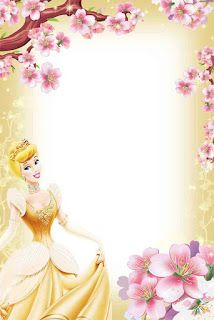 Princess Frame Png Png Frame Disney Princess Frame Disney