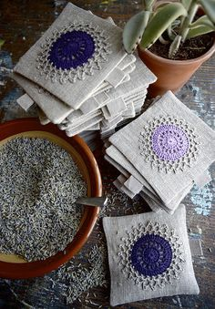 8 Easy Sewing Hacks Every Crafty Person Should Know - Abundator Easy Sewing Projects, Sewing Projects For Beginners, Sewing Hacks, Crochet Projects, Sewing Crafts, Lavender Crafts, Lavender Bags, Lavender Sachets, Scented Sachets