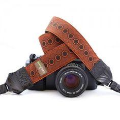 """NEW! Theron 1.5"""" camera strap"""