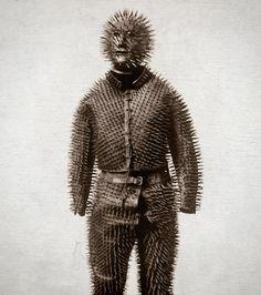 siberian-bear-armor: Wildman in Wunderkammer, Menil Collection, Texas, US